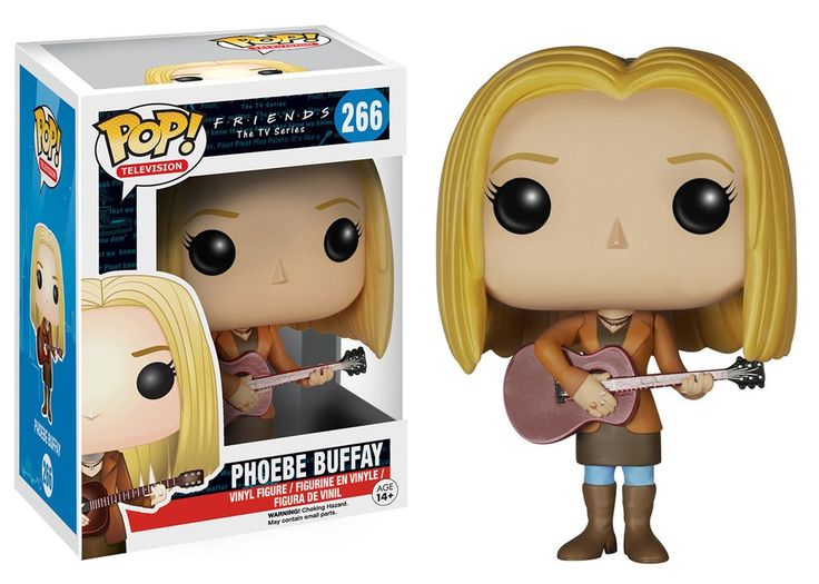 Pop! TV: Friends - Phoebe Buffay