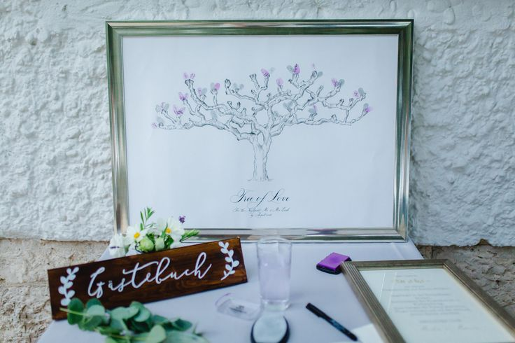 Cake & Confetti Weddings. Photo by Ludmilla Parsyak Photography, Guestbook by Tree of Love