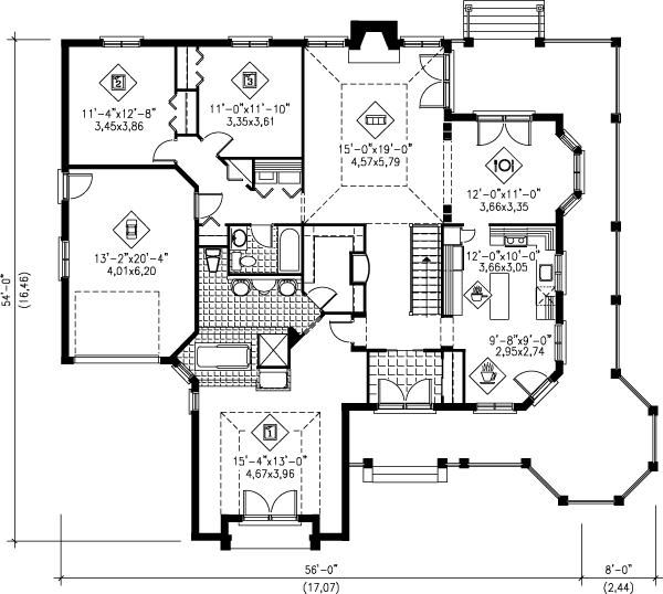 28 best Favorite Floor plans and Looks images on Pinterest