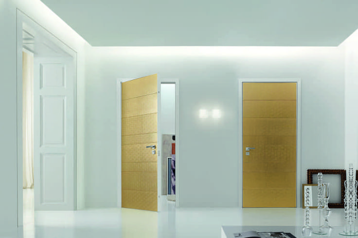 Security front doors, interior doors - OIKOS