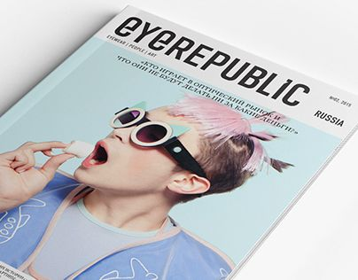 "Check out new work on my @Behance portfolio: ""EYEREPUBLIC magazine"" http://be.net/gallery/35852199/EYEREPUBLIC-magazine"