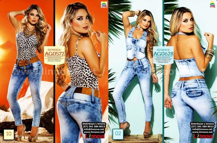 150407 - Venta de Ropa por Catalogo / Jeans