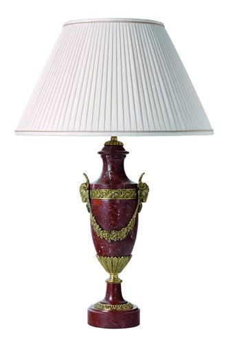 31 best column lamps images on pinterest columns lamps and code description marble urn table lamp with rams heads shade empire height base finishes available in black or beige marble standard wiring uk bc us es hs greentooth Gallery