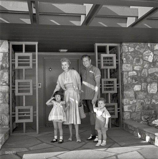 Meet the Arnazes: 1954