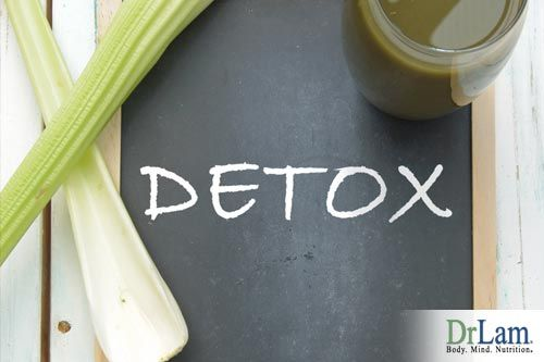 Liver detox symptoms depend on the health of the liver as well as the entire body