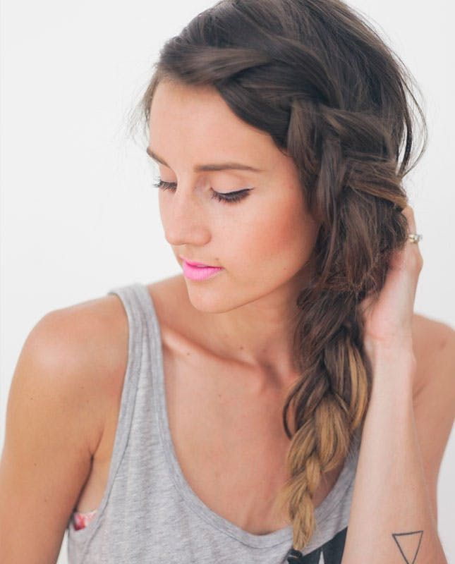 15 of the Best Hairstyles for Hot, Humid Weather | Brit ...
