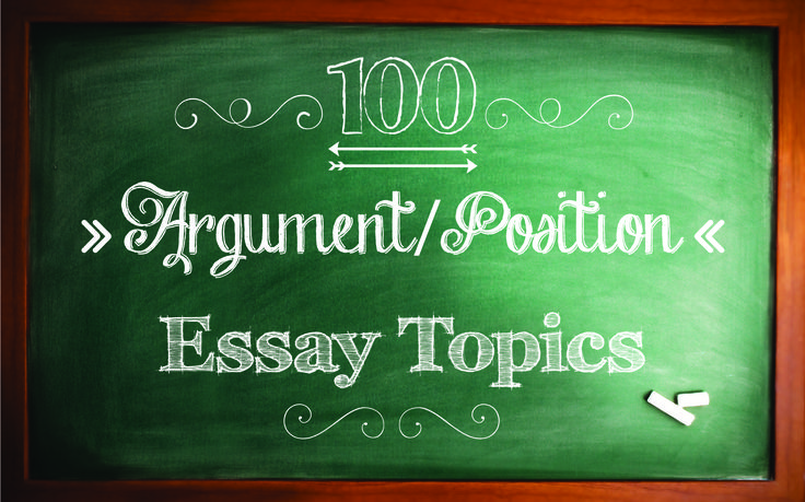 position essay topics