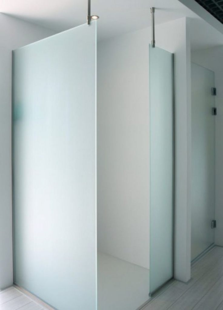 Martens Glas Design - Glazen inloopdouches op maat