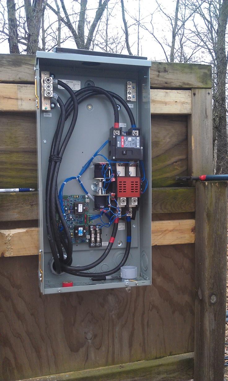 25 Best Ideas About Generator Transfer Switch On