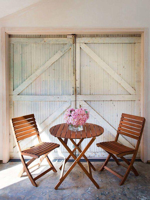 Este cambio de imagen hará que quieras transformar tu garaje en una casita cottage