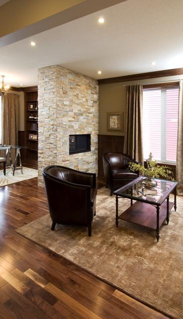 Beautiful Stone Fireplace Upgrade FireplacesFireplace IdeasTartan