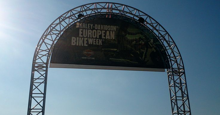 European Bike Week at Faaker See 2015, Success! | Caferacer Manufacture