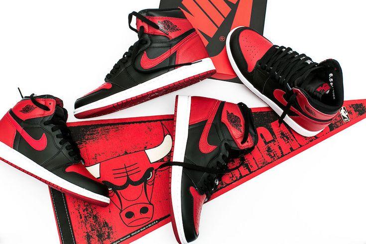 Air Jordan 1 Banned Restock Kicks Store - Sneaker Bar Detroit