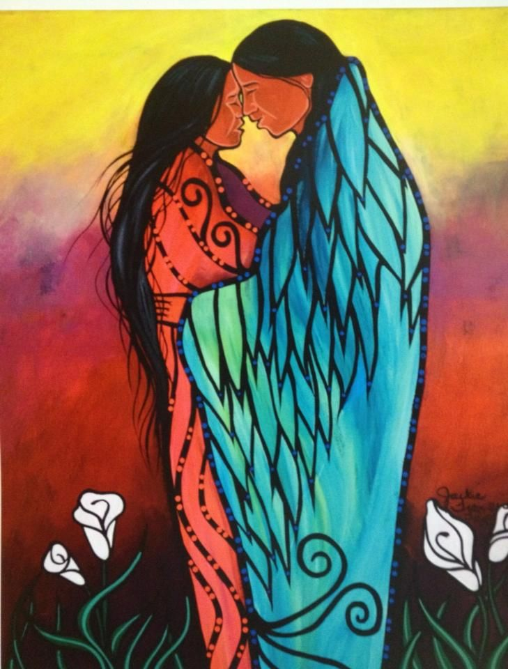 Jackie Traverse (Anishinaabe from Lake St. Martin First Nation)