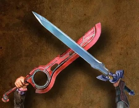 jimjr300:  2 Greatest Swords ever made