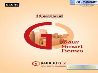 http://www.smarthomesgaur.in/ Gaur Smart Homes is an incredible blend of Reputation, status and class just to match up with your necessities and needs.