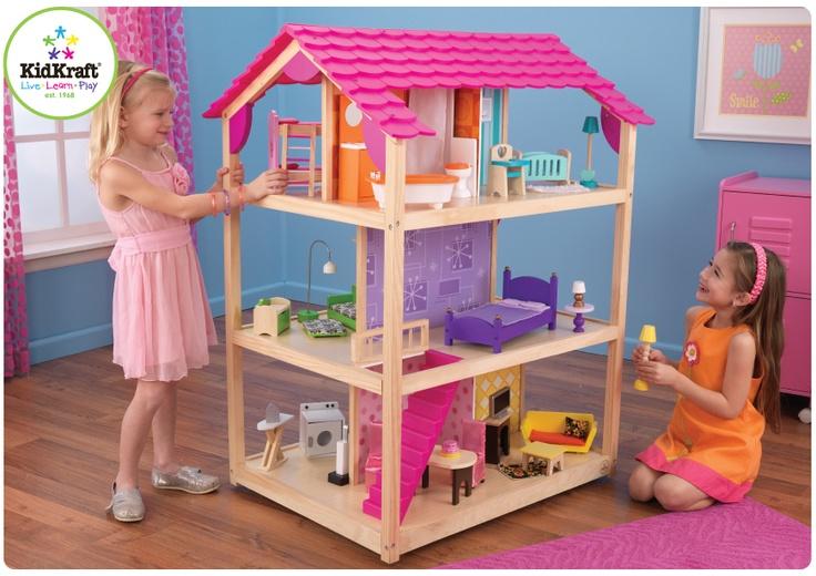 Maison de poupées So Chic - KidKraft