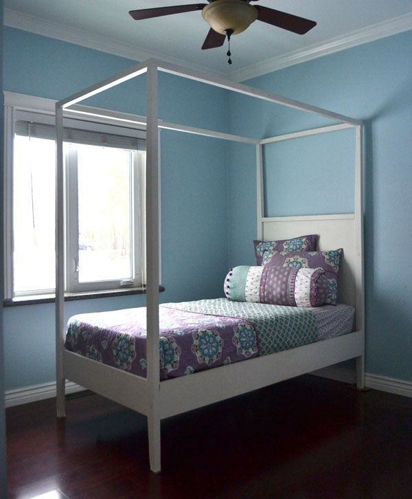 17 Best Images About Nightstand Plans On Pinterest: 17 Best Images About Poster Bed Plans On Pinterest