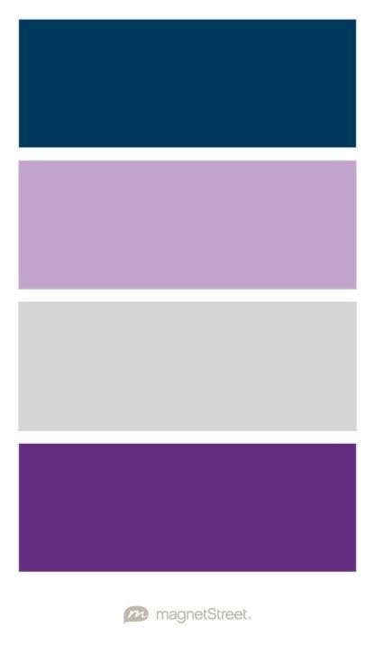 Best 25 plum color palettes ideas on pinterest purple bathrooms inspiration purple green - Purple and silver color scheme ...
