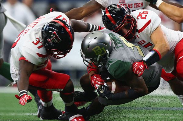Baylor Bears vs. Texas Tech Red Raiders, Friday Week 13, NCAA Football Betting, Las Vegas Odds, Picks and Prediction