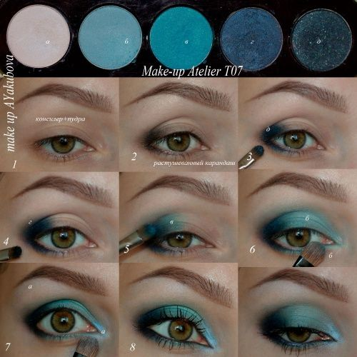 Makeup, Eye