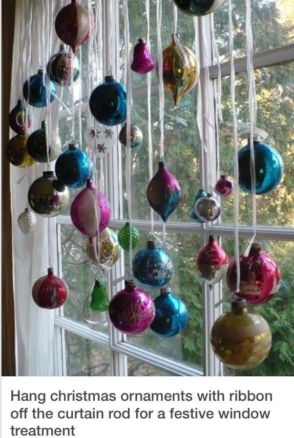 Winter decorating idea