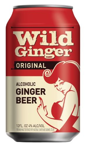 Wild Ginger Brewing Company Ginger Beer Great addition to jazz up a Moscow mule!