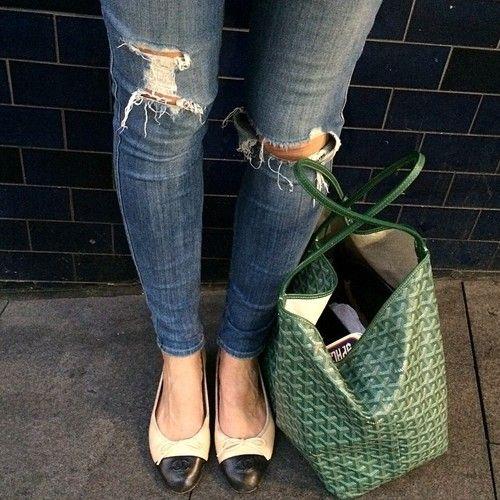 Details #Chanel #Goyard #GeneticDenim by tashsefton