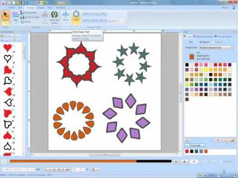 PE-Design NEXT New and Improved Stitch and Pattern Variations.wmv - YouTube