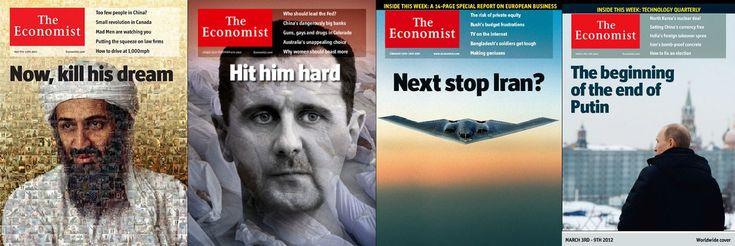 Economist 2017: Extreme Propaganda and Subscriber Scam