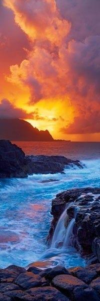 Kauai, Hawaii #ocean