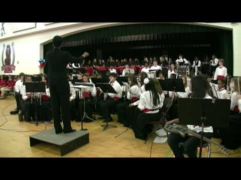 Corinthium -- Hopewell Middle School 7th Grade Band - YouTube