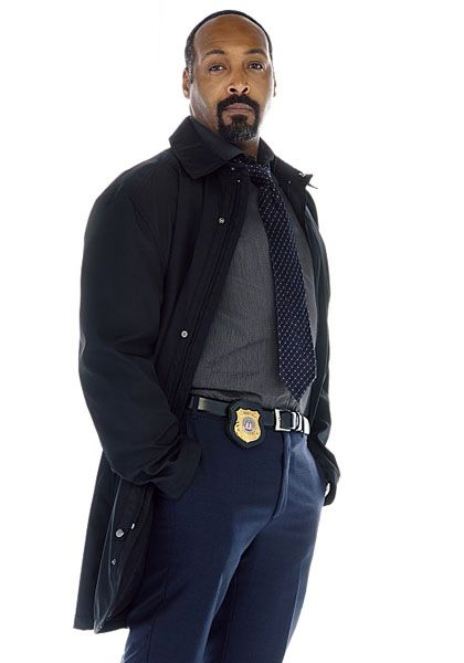 Jesse L. Martin, American actor and singer.
