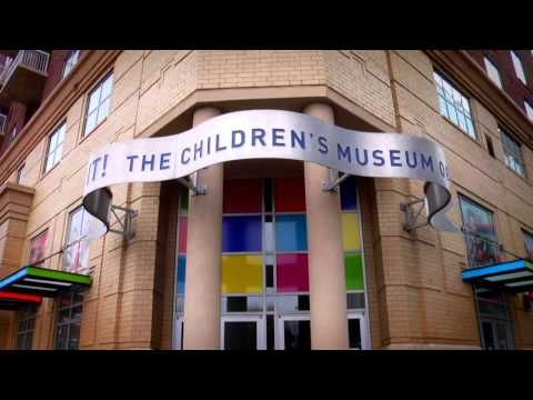 The Children's Museum of Atlanta: Connected Learning, Connected Communities - YouTube