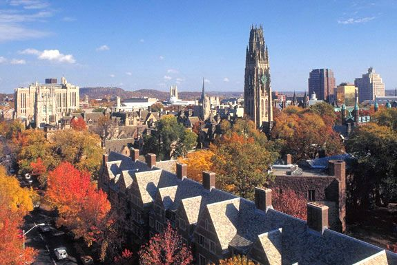 Yale, New Haven, CT