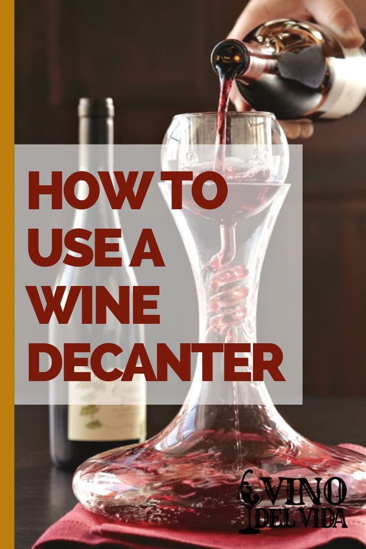 9 Wine Decanters You Ll Want To Have In 2020 Best Wine Decanter Wine Decanter Wine