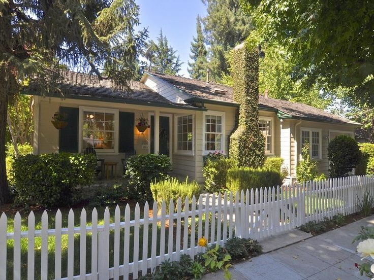 House exteriors ranch cottage style ranch style home for California cottage style homes