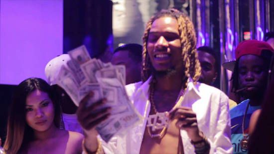 """Fetty Wap is gearing up to release his debut album on September 25th. Here;s his video for his freestyle over Future's """"Trap Niggas"""". Watch the video on page 2."""