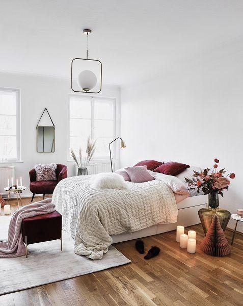 Wir lieben Interior! Deshalb haben wir unsere eigenen Möbel und Wohnaccessoires …   – Schlafzimmer Träume