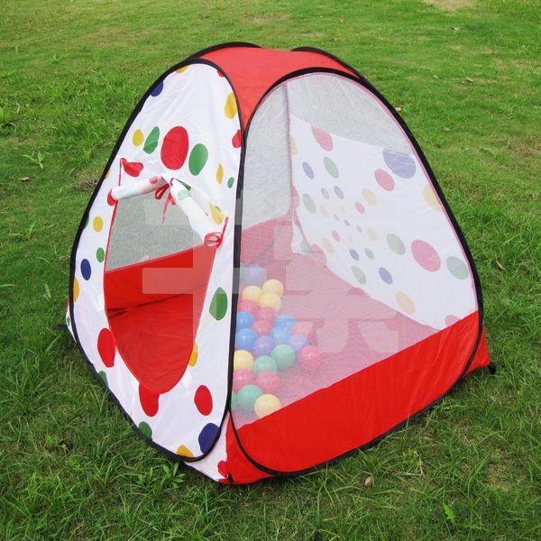 Boy Tent Toy : Best baby outdoor indoor pop up play tent playhouse