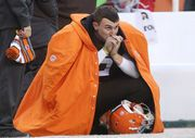 The Cleveland Browns had a tumultuous week with Johnny Manziel's rehab, Josh Gordon's suspension and Ray Farmer's possible suspension for Text-gate. Here's Mary Kay Cabot's take.   Anthony Zak Brecksville Ohio