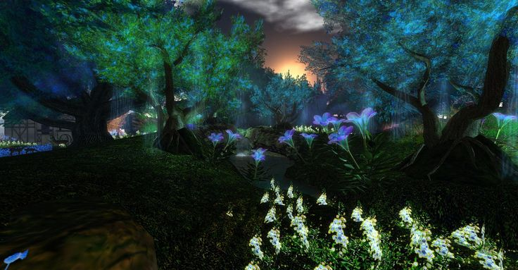 Fantasy Faire 2011 - Forest of Light_021