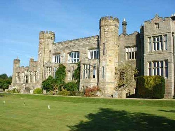 Wadhurst Castle Wedding Venue In Sus