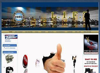 Subpage Design,Homepage Design &  PHP for Mortgage Site lobiweekly.com
