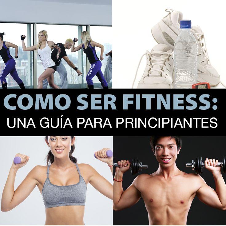 Toda persona que quiere ser fitness y tener una mejor figura comienza un día dandose cuenta que no está felíz con su cuerpo.