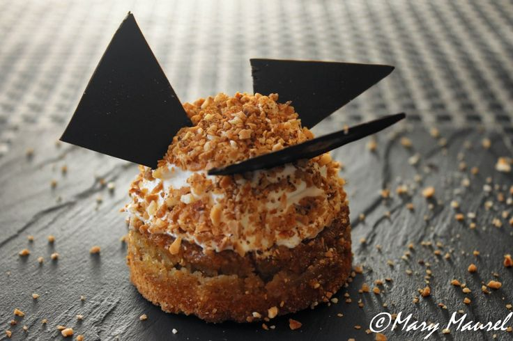 Tartelette Tiramisu de Christophe Michalak - Gourmand Croquant By Mary & Co