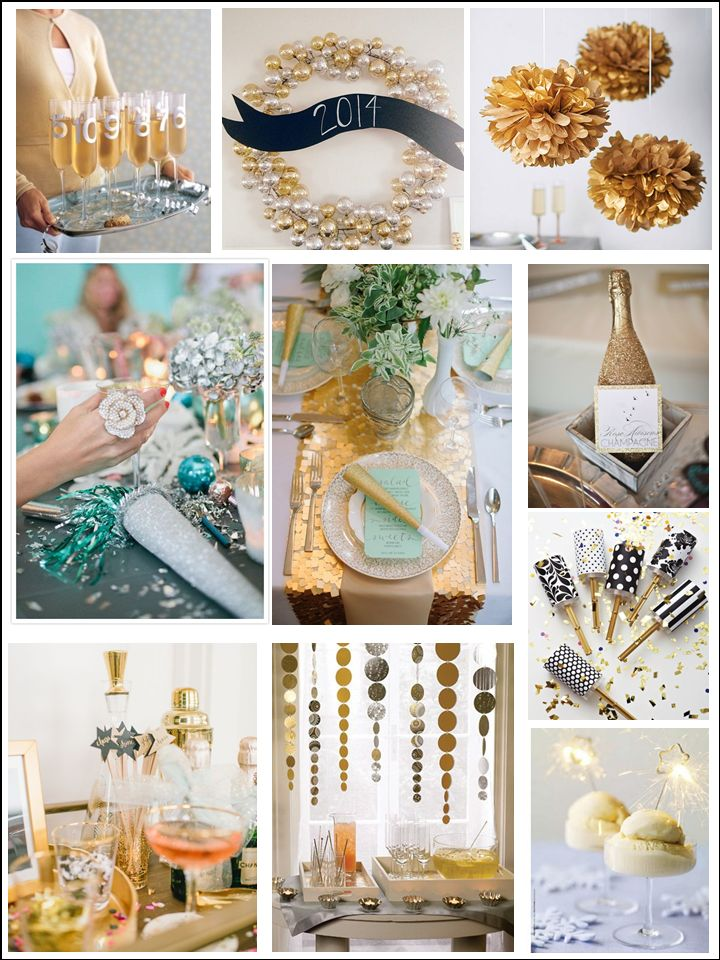 New Years Eve Party Ideas Dcor Interior Design Boards