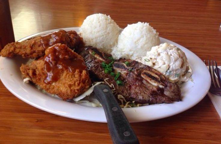 ハワイアンスタイルカフェ