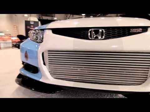 ► 2012 Honda Civic Si Coupe (1004 hp) by Bisimoto at 2011 SEMA Show - YouTube