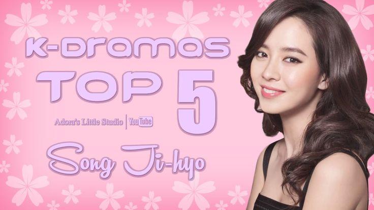 TOP 5 Song Ji-hyo K-Dramas - My Top 5 Korean Dramas with Song JiHyo / 송지효